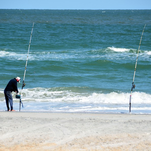 Where is the success or failure of fishing gear joining?